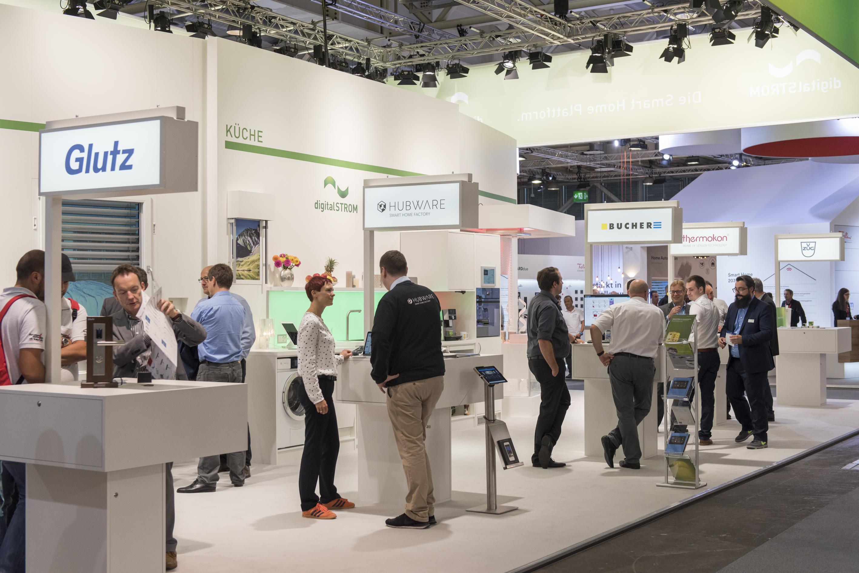 digitalSTROM präsentiert an der ineltec 2017 Anwendungen gemeinsam ...
