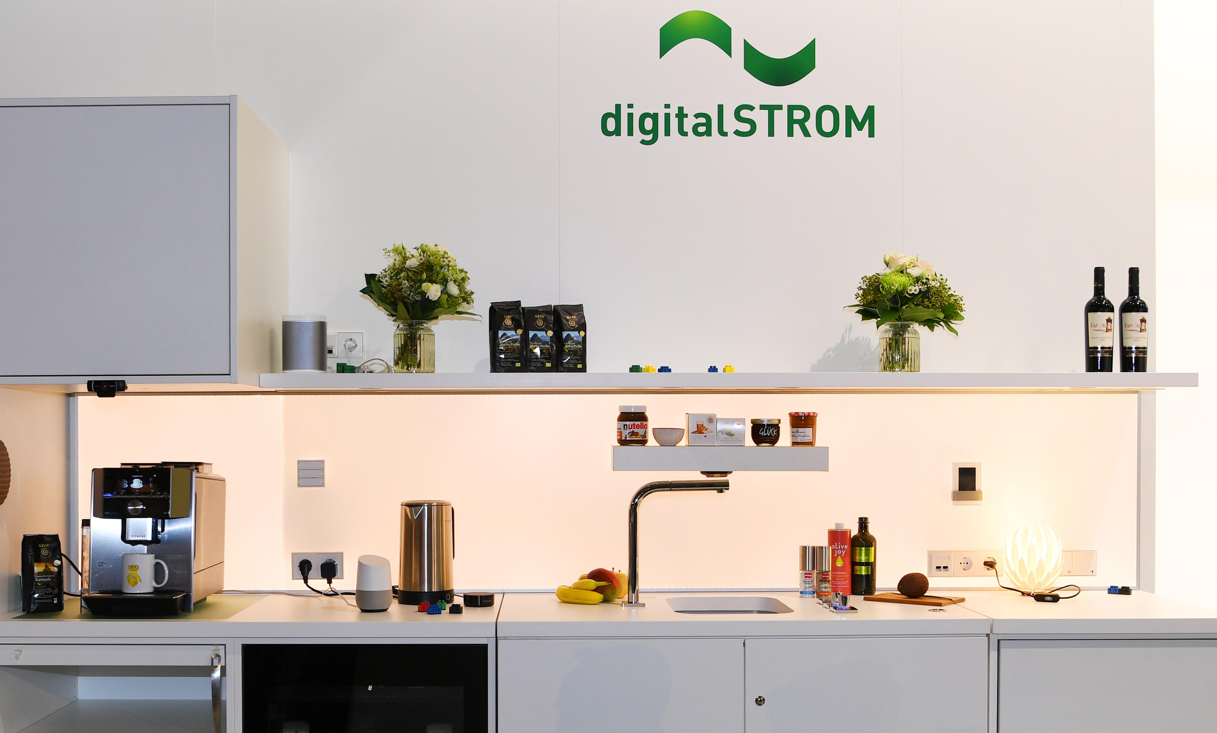 Digitalstrom Prasentiert Auf Der Ifa Die Intelligente Kuche Gerate